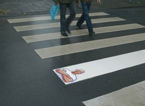 Street Marketing : Una forma creativa de llegar al público